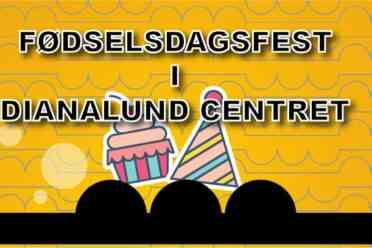 Dianalund Centret fejrer fødselsdag