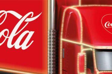Coca-cola-julelastbilen-kommer-til-dianalund-centret