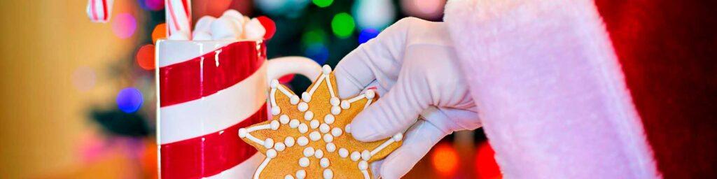 Varm kakao, julesmåkager og bolsjekogeri i Dianalund Centret