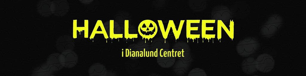 Halloween i Dianalund Centret 2020