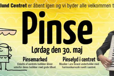 Pinse i Dianalund Centret 2020