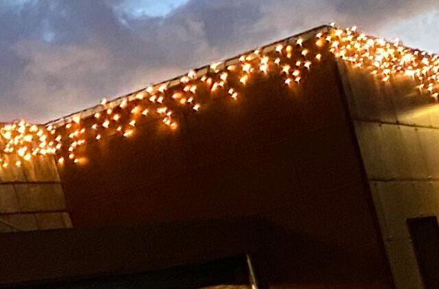 Bagdørsåbent i Dianalund Centret frem til jul